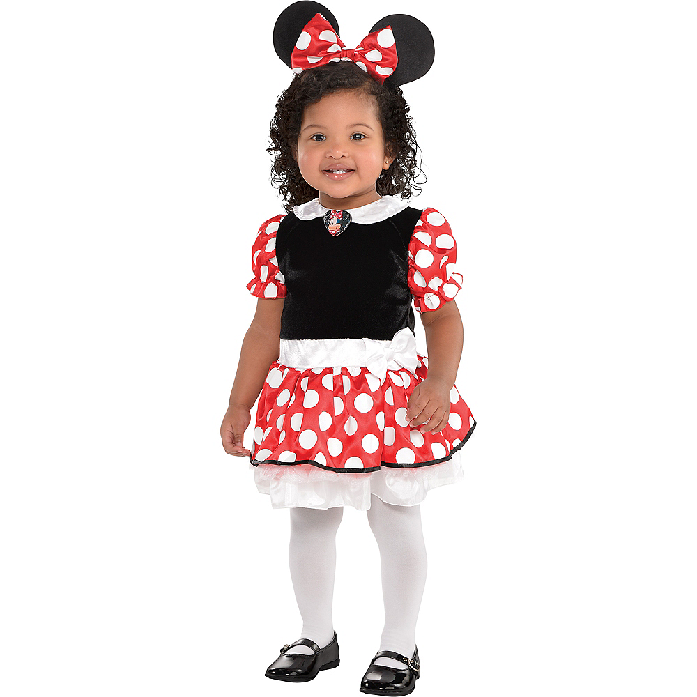 4d50b8045 Baby Red Minnie Mouse Costume