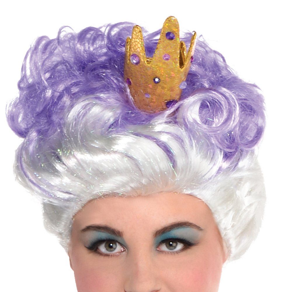 Adult Ursula Costume Couture Plus Size - The Little Mermaid Image #2