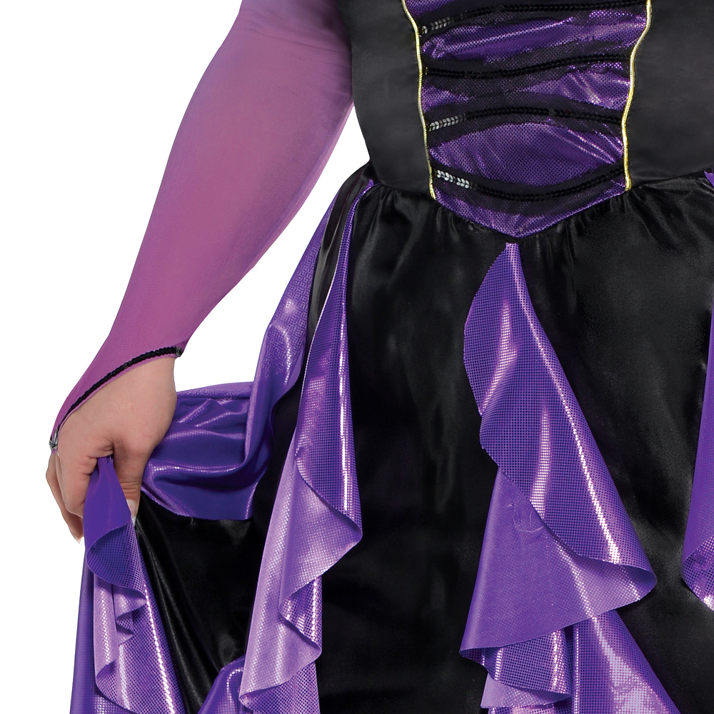 Adult Ursula Costume Couture Plus Size - The Little Mermaid Image #4