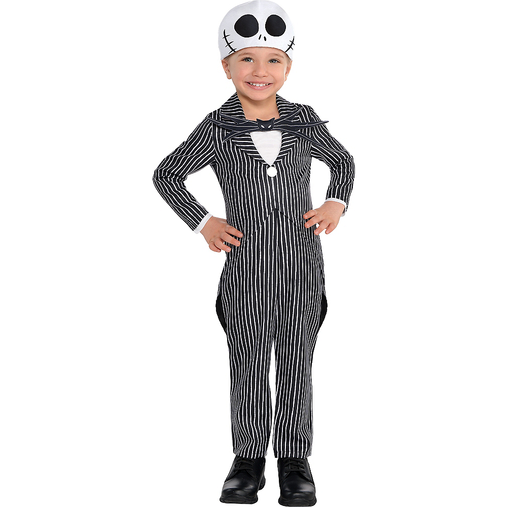 Toddler Boys Jack Skellington Costume