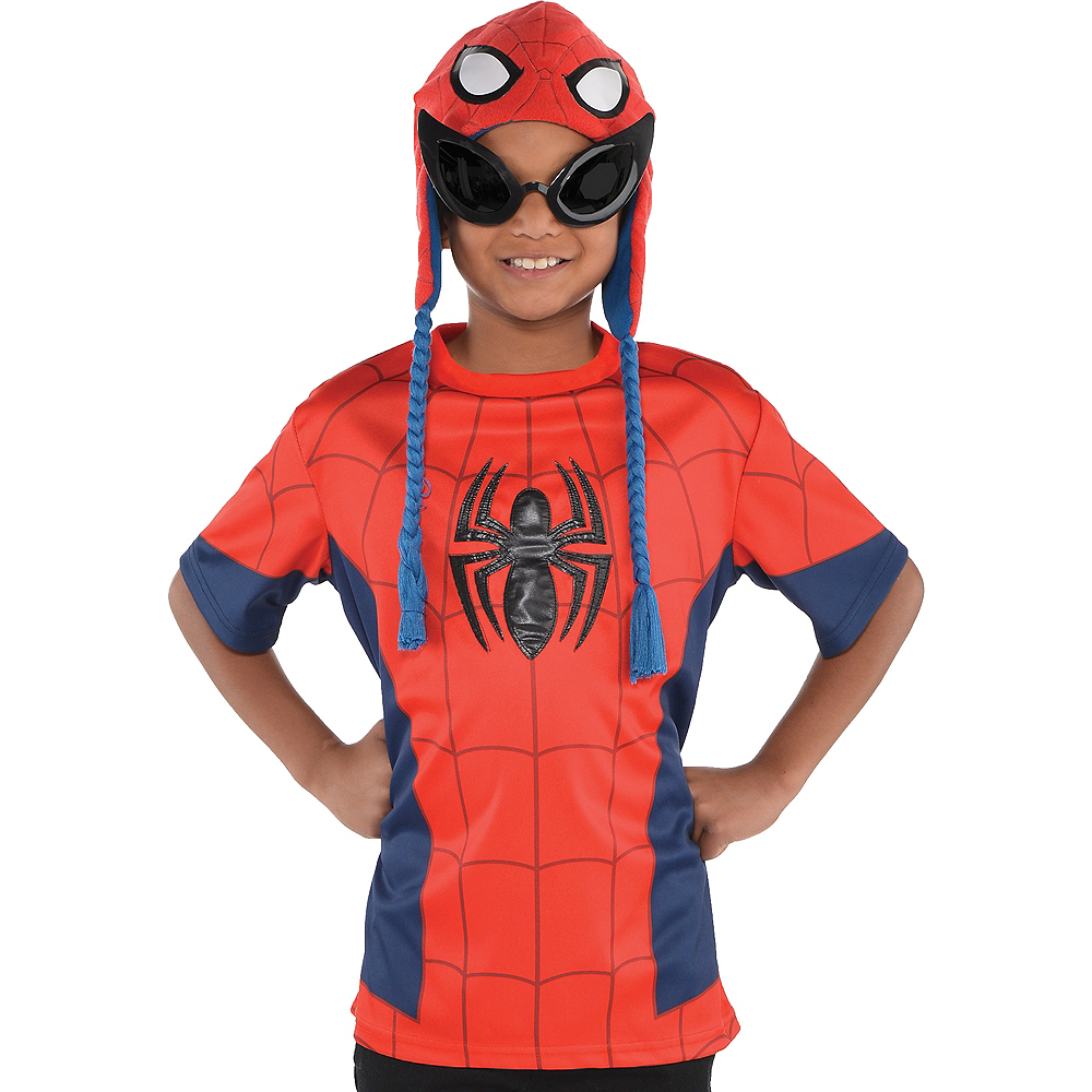 Child Spider-Man T-Shirt Image #1