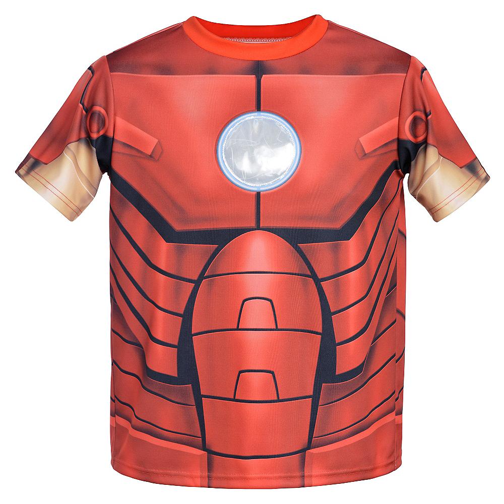 Child Iron Man T-Shirt Image #1