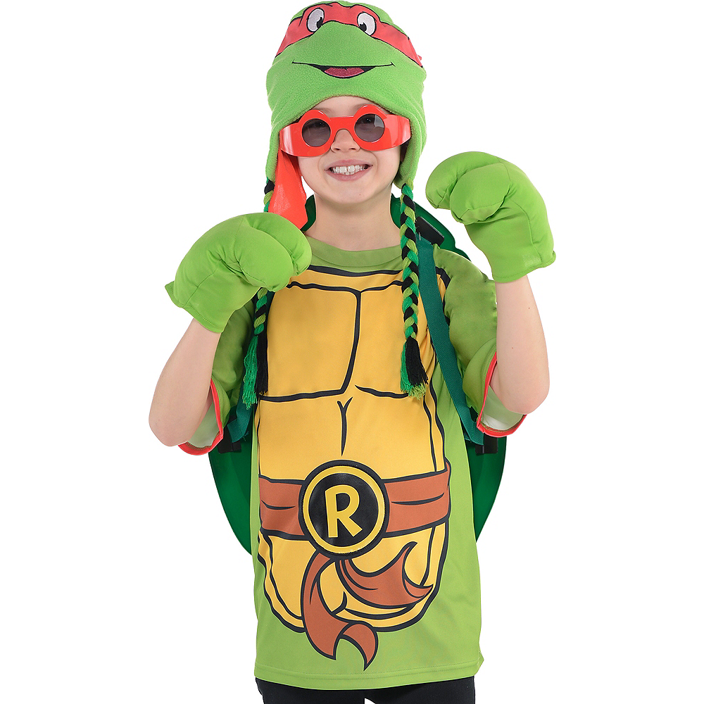 Child Raphael T-Shirt - Teenage Mutant Ninja Turtles Image #1