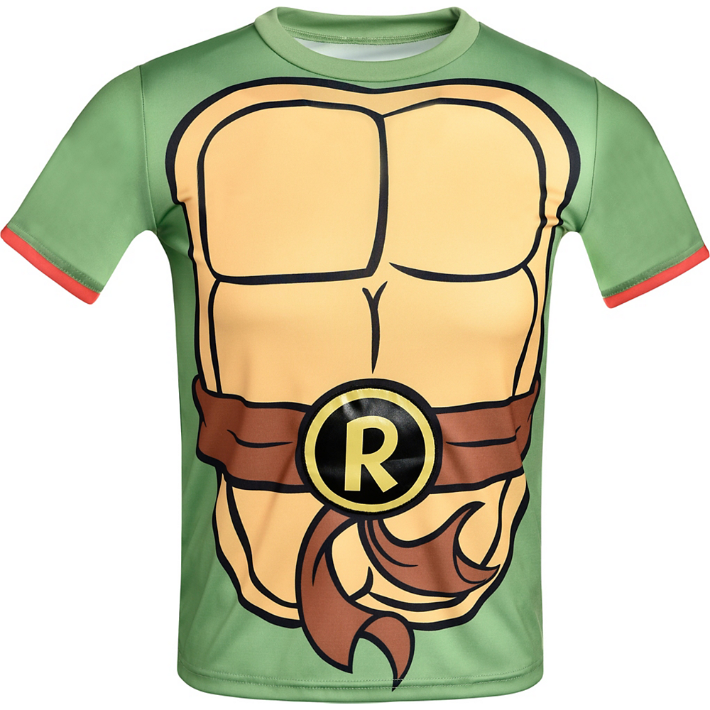 Child Raphael T-Shirt - Teenage Mutant Ninja Turtles Image #2