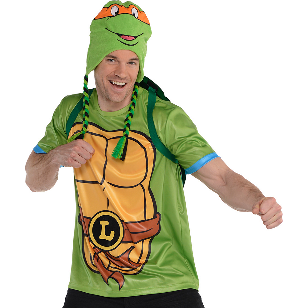 Nav Item for Leonardo T-Shirt - Teenage Mutant Ninja Turtles Image #1