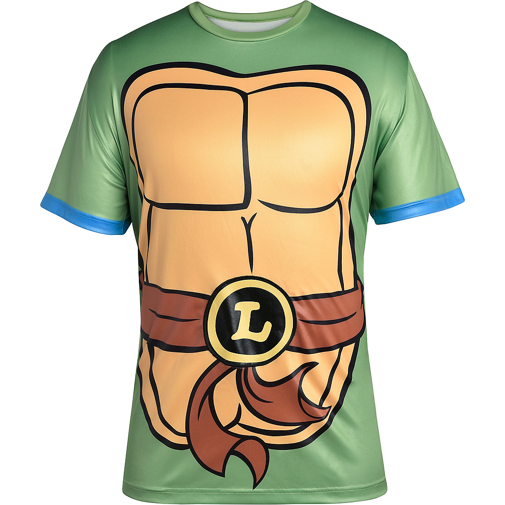 Leonardo T-Shirt - Teenage Mutant Ninja Turtles Image #2