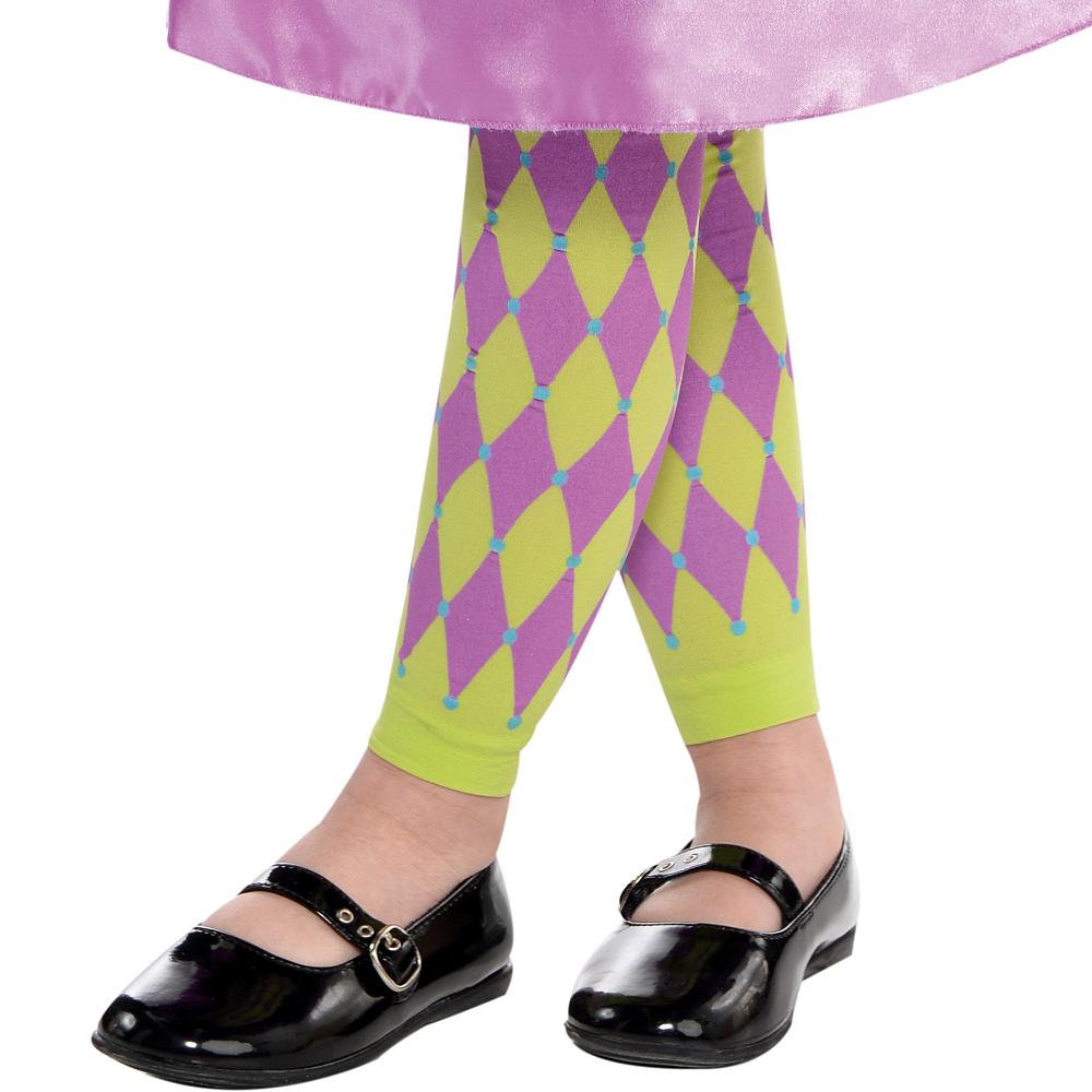 Toddler Girls Miss Mad Hatter Costume Image #3