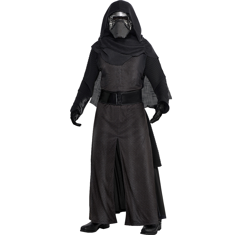 Adult Kylo Ren Costume Deluxe - Star Wars 7 The Force Awakens Image #1