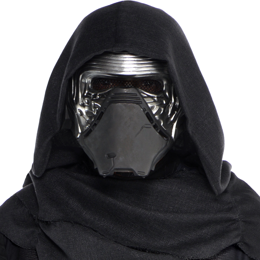 Adult Kylo Ren Costume Deluxe - Star Wars 7 The Force Awakens Image #2