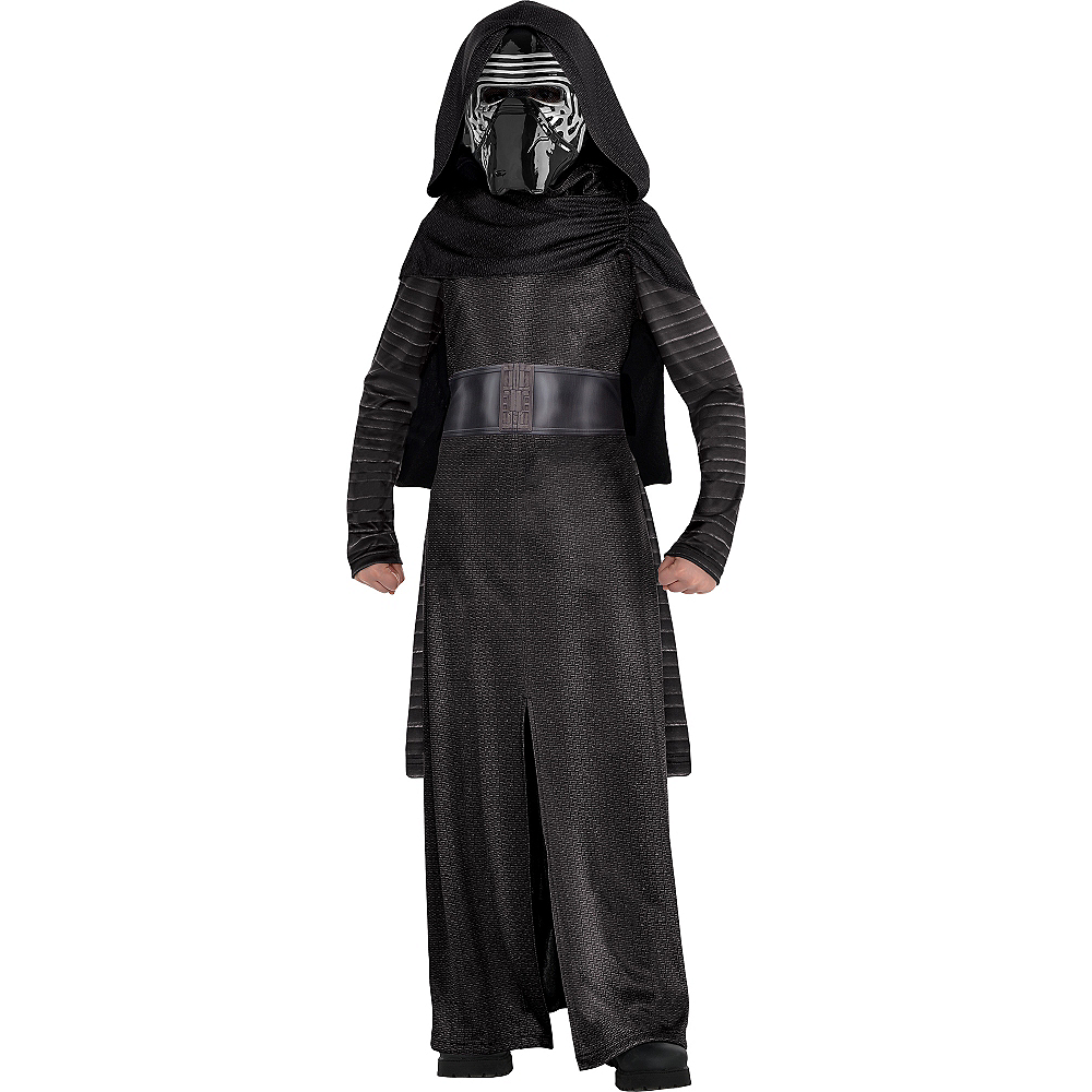 Boys Kylo Ren Costume Classic - Star Wars 7 The Force Awakens Image #1