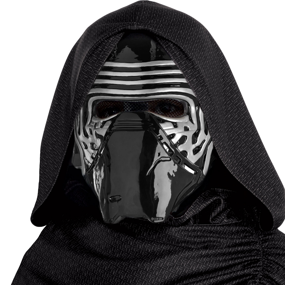 Boys Kylo Ren Costume Classic - Star Wars 7 The Force Awakens Image #2
