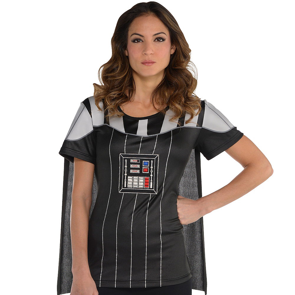 Darth Vader Fitted T-Shirt - Star Wars Image #2