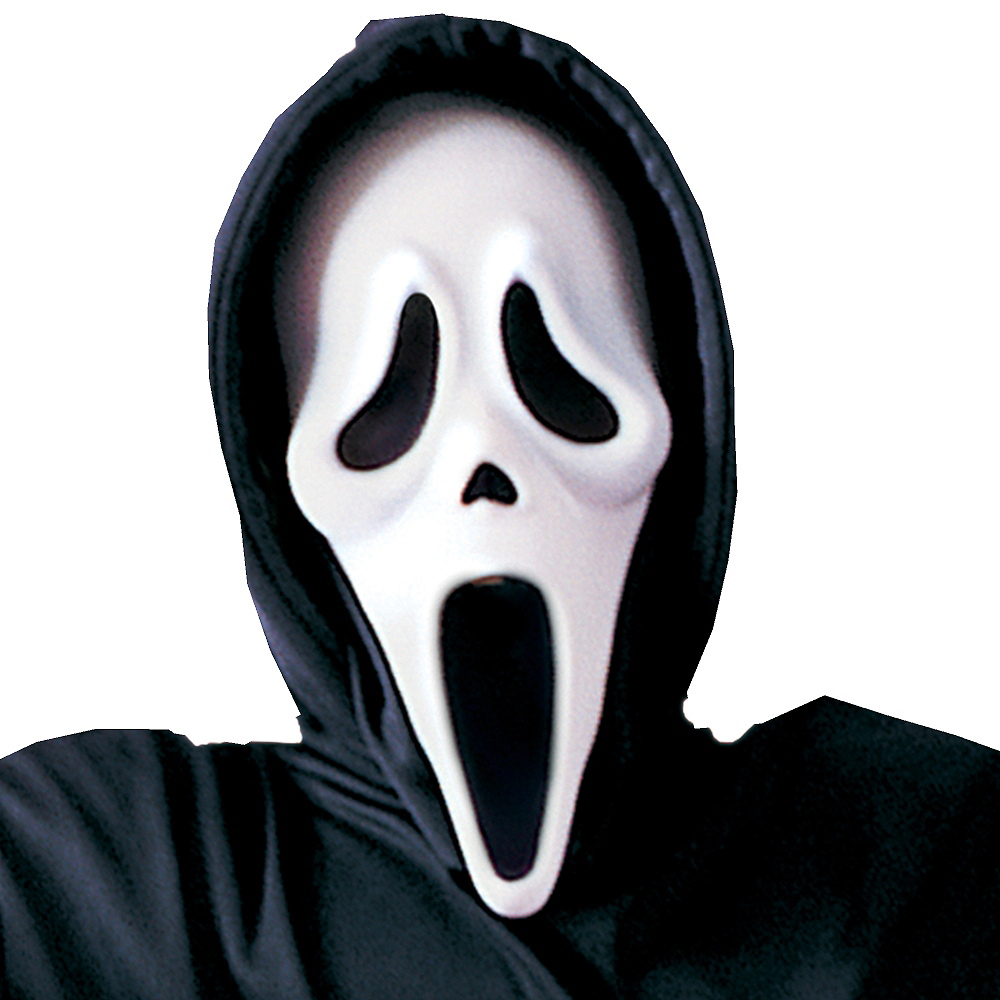 Boys Ghost Face Costume - Scream Image #2