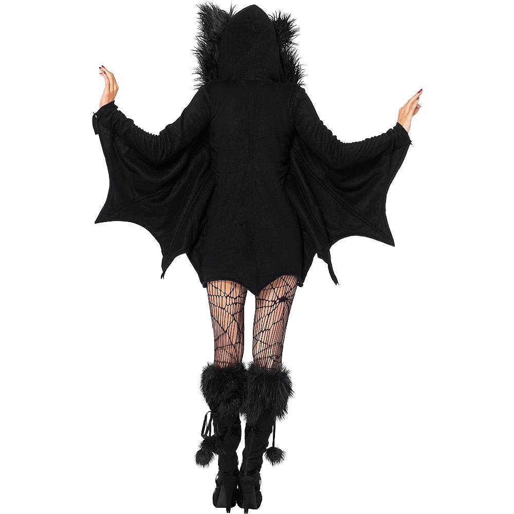 100c14e3a5694 ... Adult Cozy Bat Costume Image #2