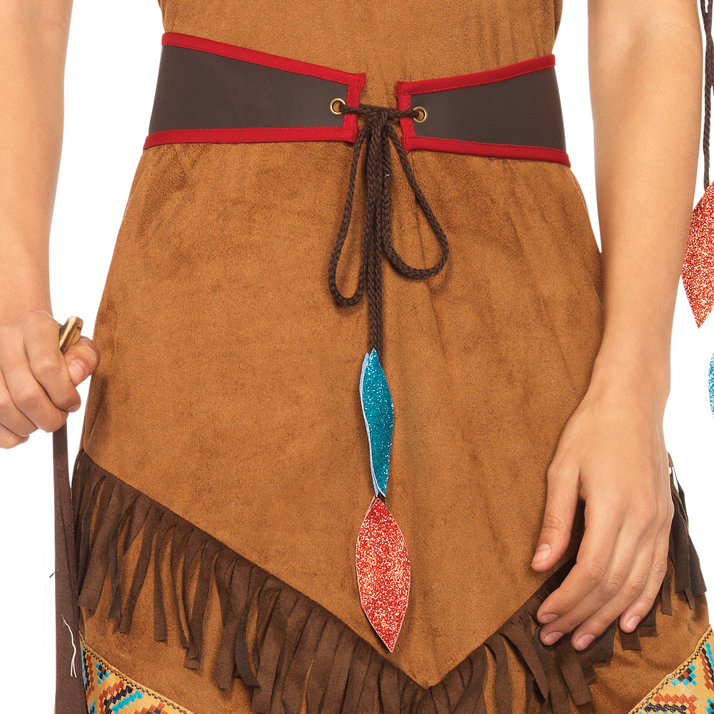 Adult Native American Princess Costume Image #3