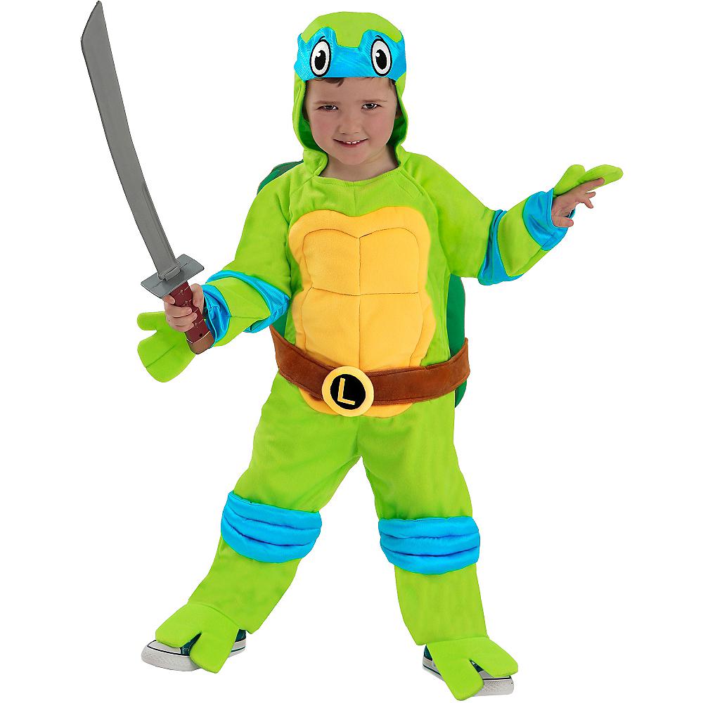 Baby Leonardo Jumpsuit Costume Teenage Mutant Ninja Turtles
