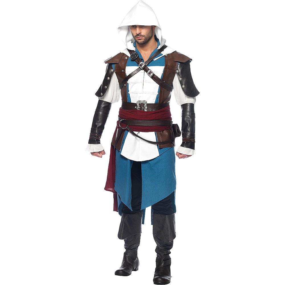 Adult Edward Costume Assassin S Creed Iv Party City