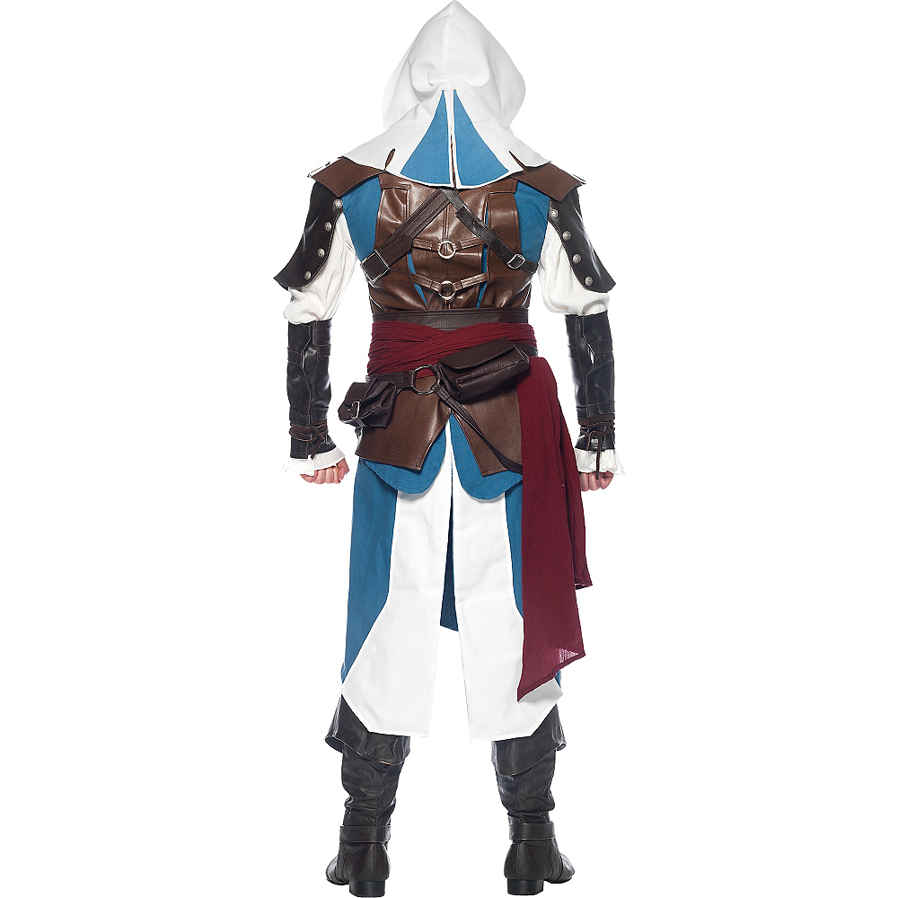Adult Edward Costume - Assassin's Creed IV Image #2