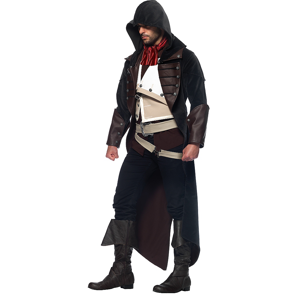 Adult Arno Dorian Costume Assassin S Creed Unity Party City