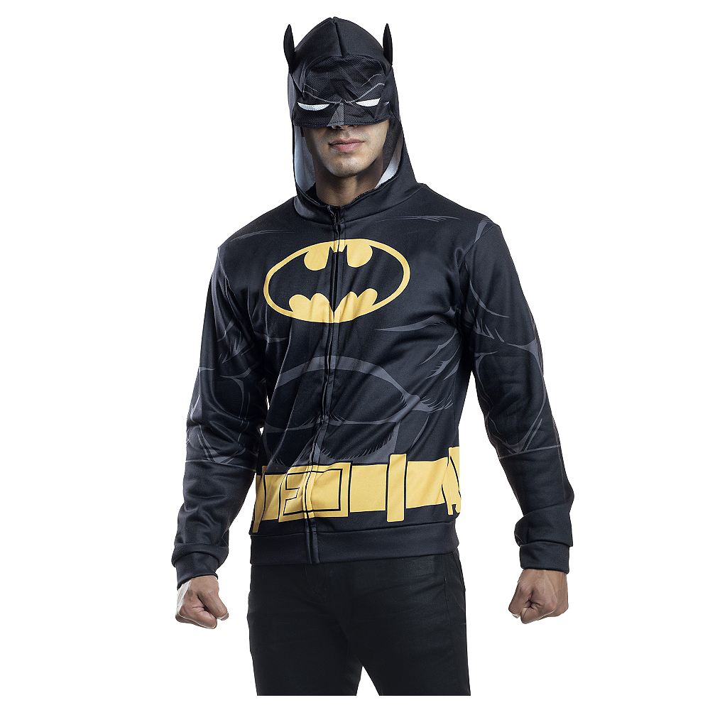 Batman Zip-Up Hoodie Image #1