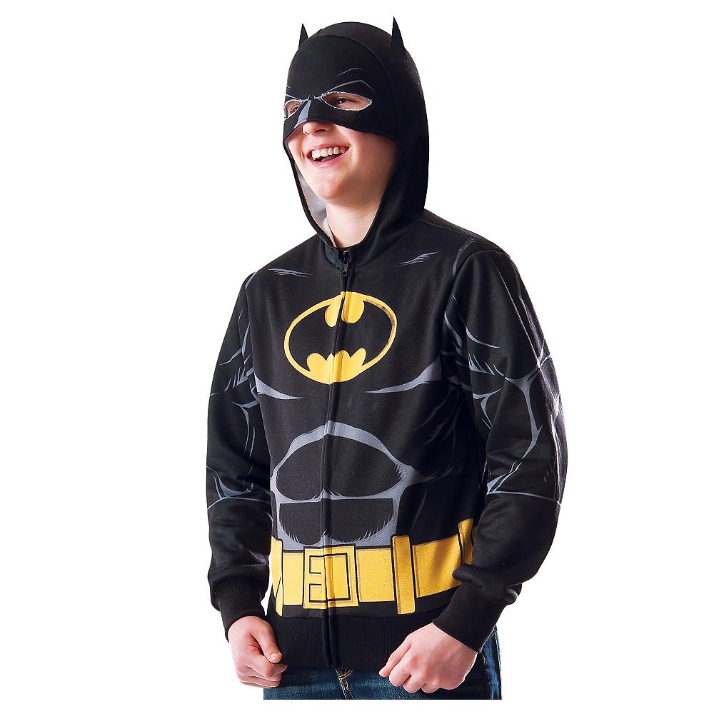 Child Batman Zip-Up Hoodie Image #1
