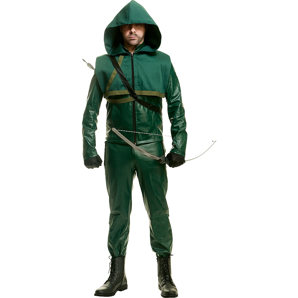 Adult Arrow Costume Image #1