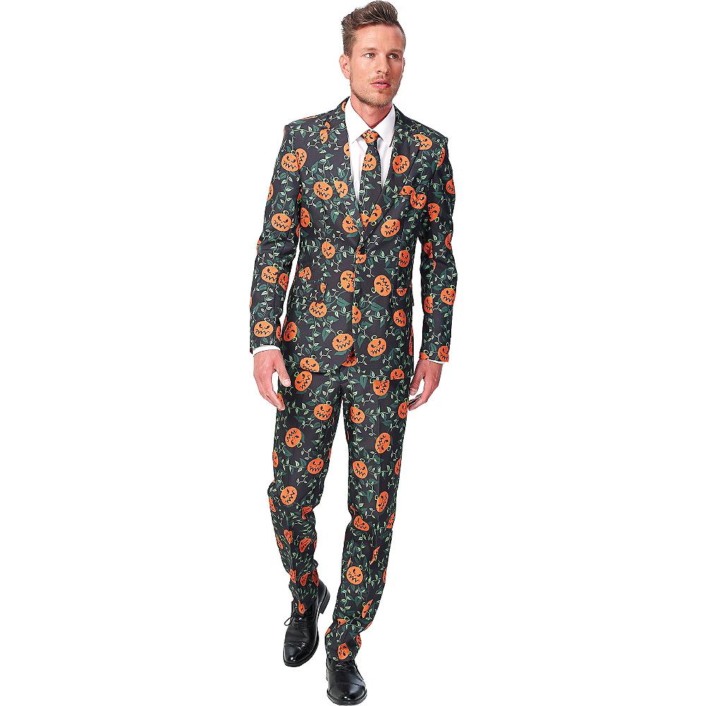 Adult Pumpking Pumpkin Suit Image #1