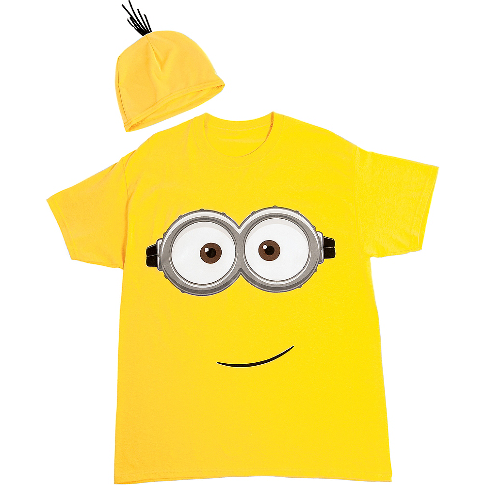 Minion Hat & Shirt Set - Minions Movie Image #2