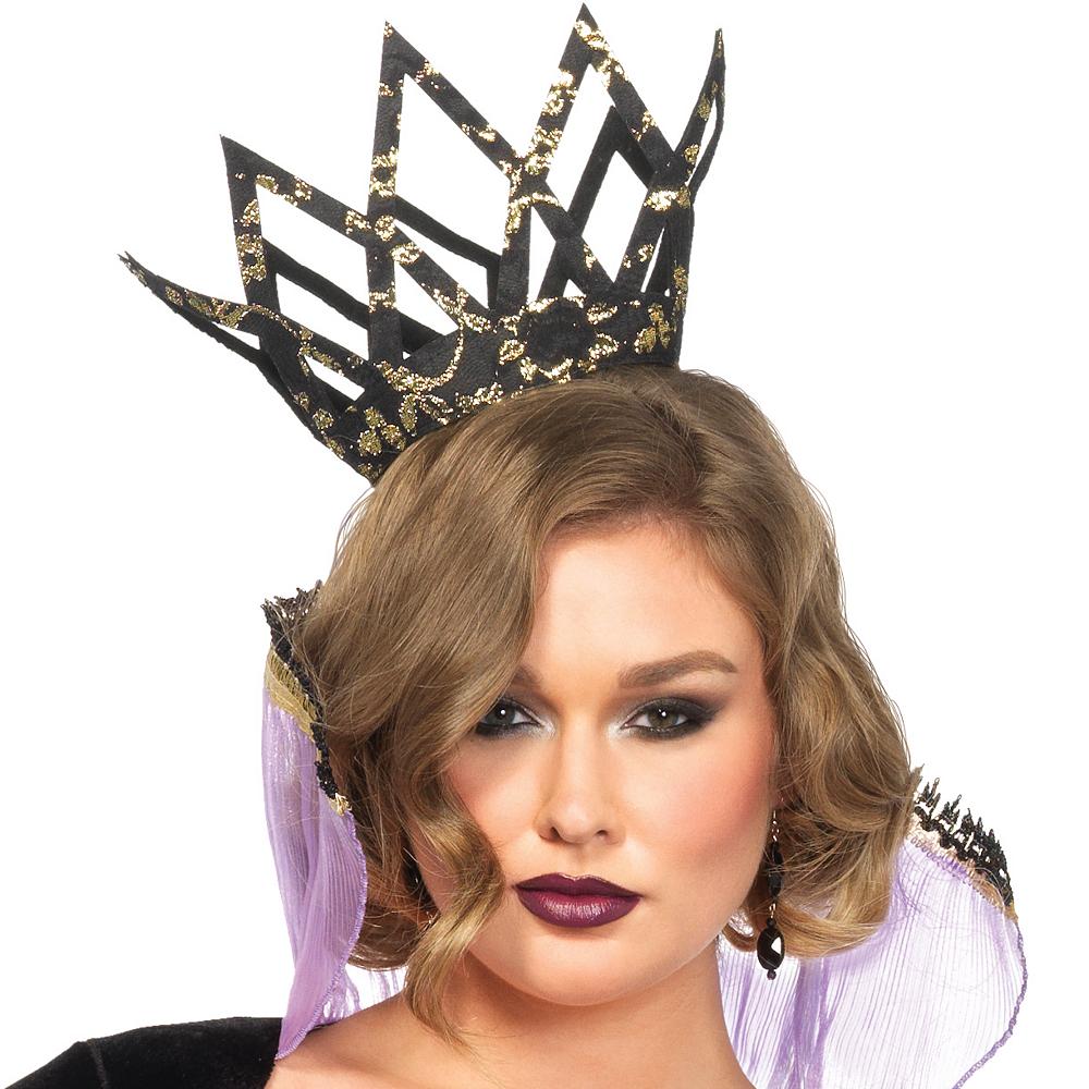 Adult Evil Queen Costume Plus Size Image #2