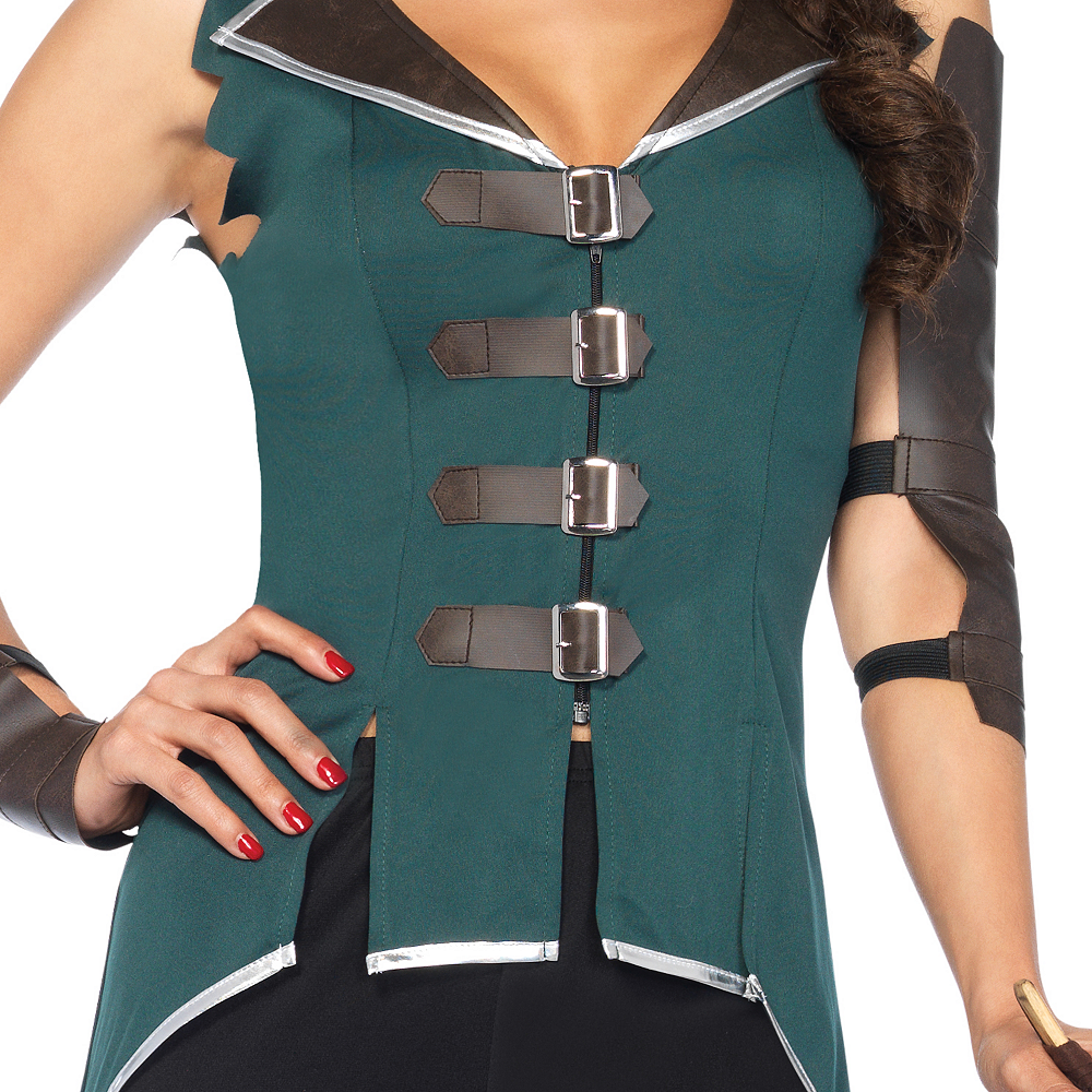 Adult Rebel Robin Hood Costume Image #3
