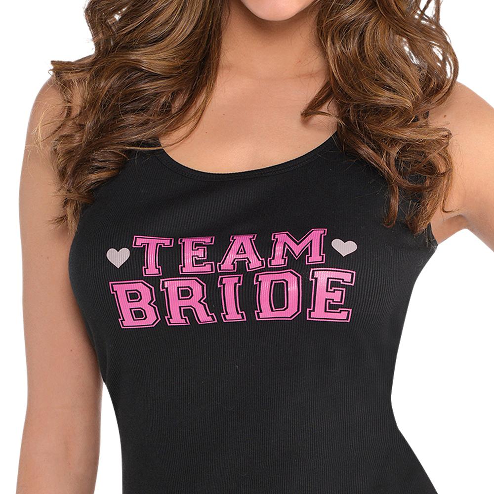 Team Bride Tank Top Image #1