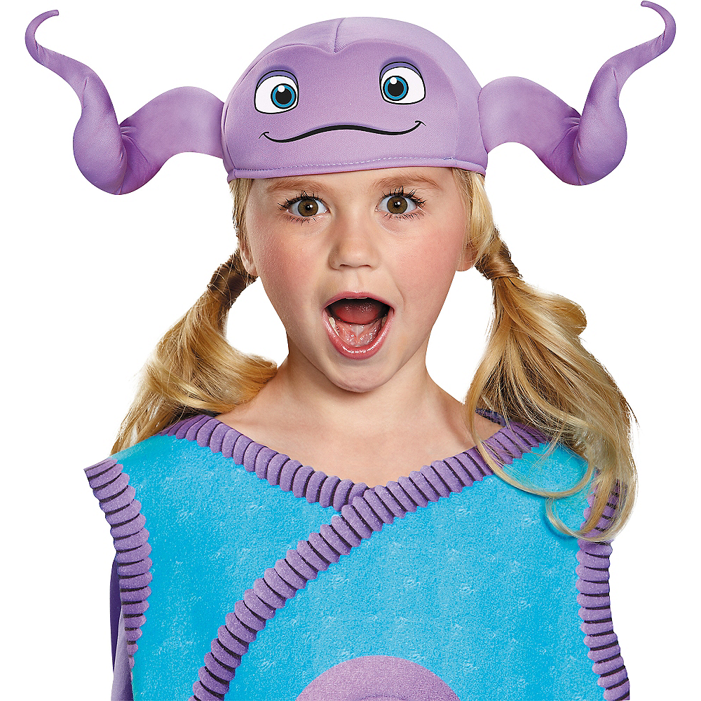 Toddler Girls Oh Costume - Home Image #2