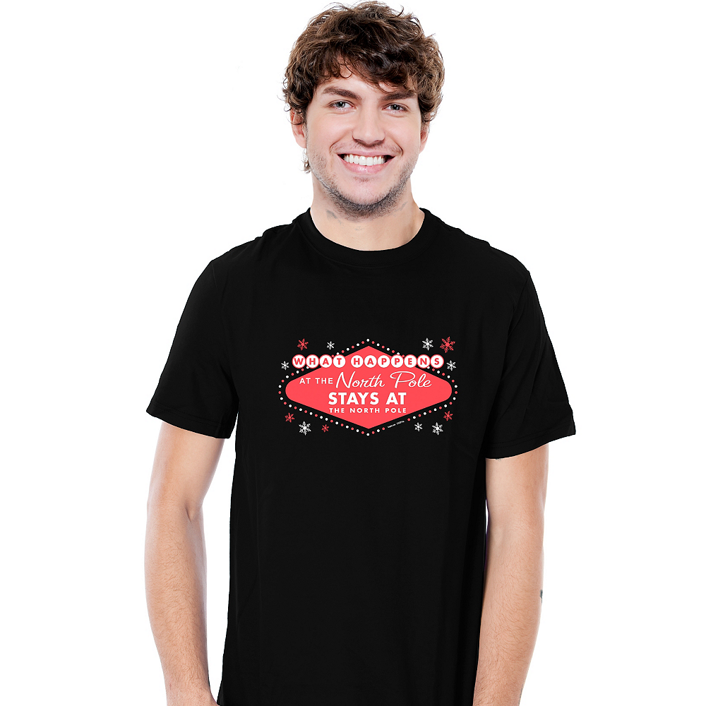What Happens at the North Pole T-Shirt Image #3