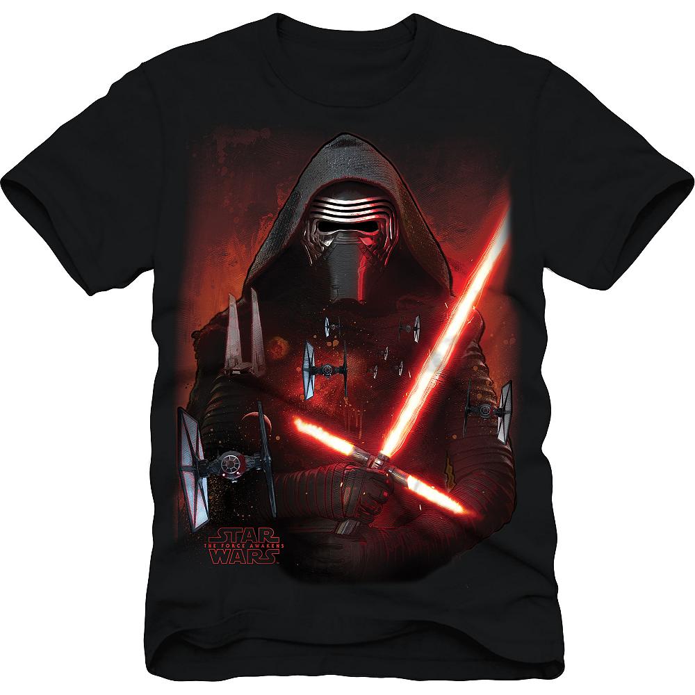 Kylo Ren T-Shirt - Star Wars 7 The Force Awakens Image #1
