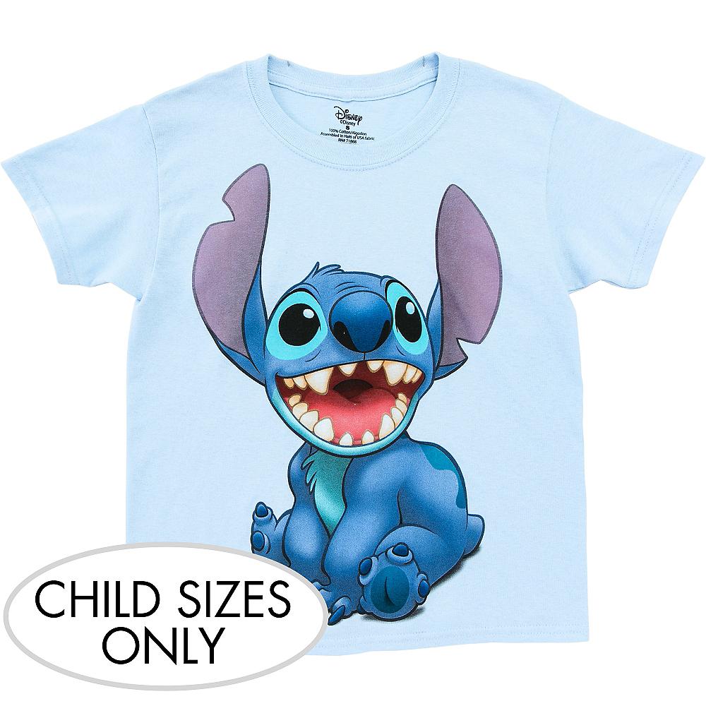 5f681c0521a Child Stitch T-Shirt - Lilo   Stitch Image  1