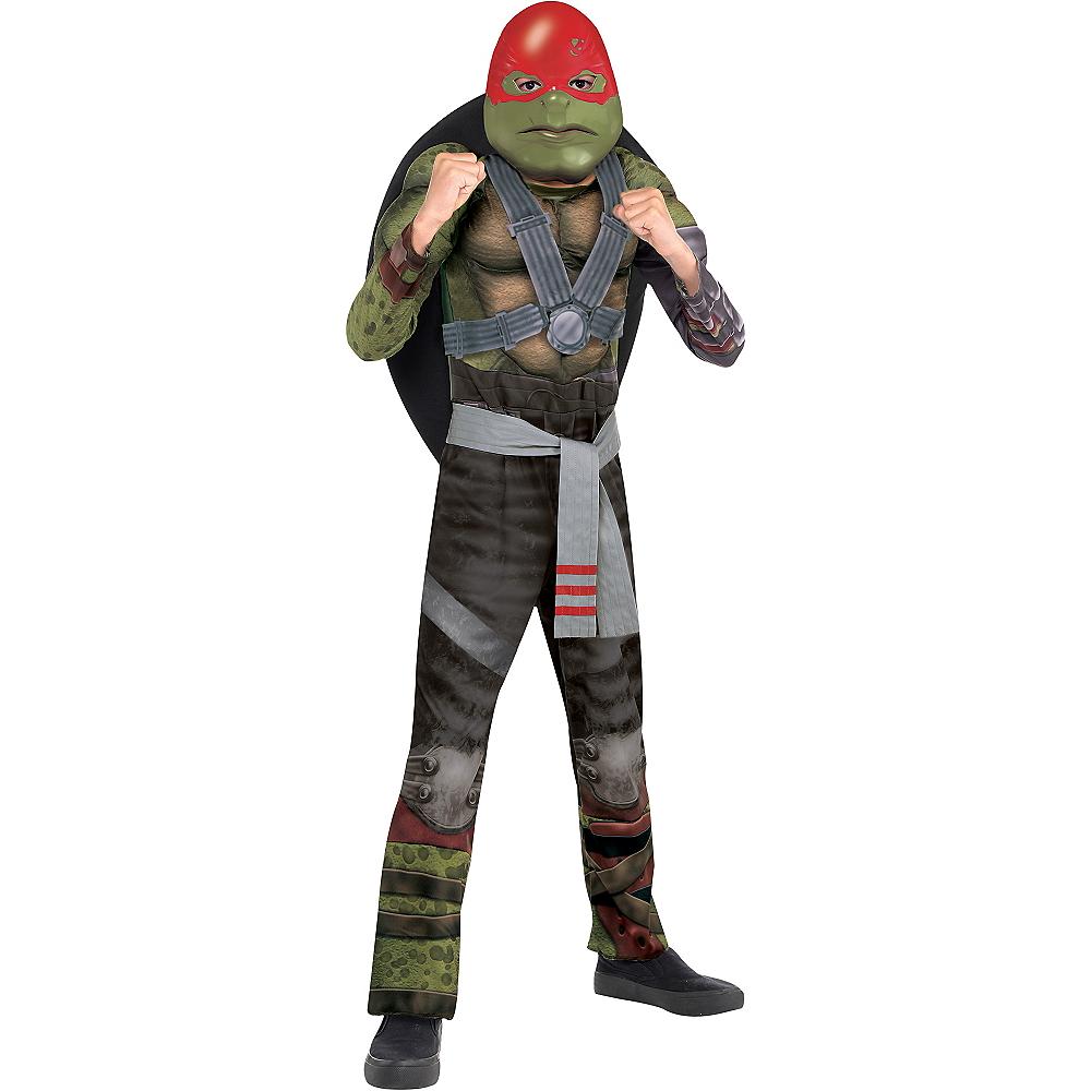 5a1fd7685ff Boys Raphael Muscle Costume - Teenage Mutant Ninja Turtles 2