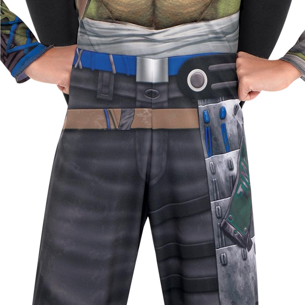 Boys Leonardo Muscle Costume - Teenage Mutant Ninja Turtles 2 Image #4