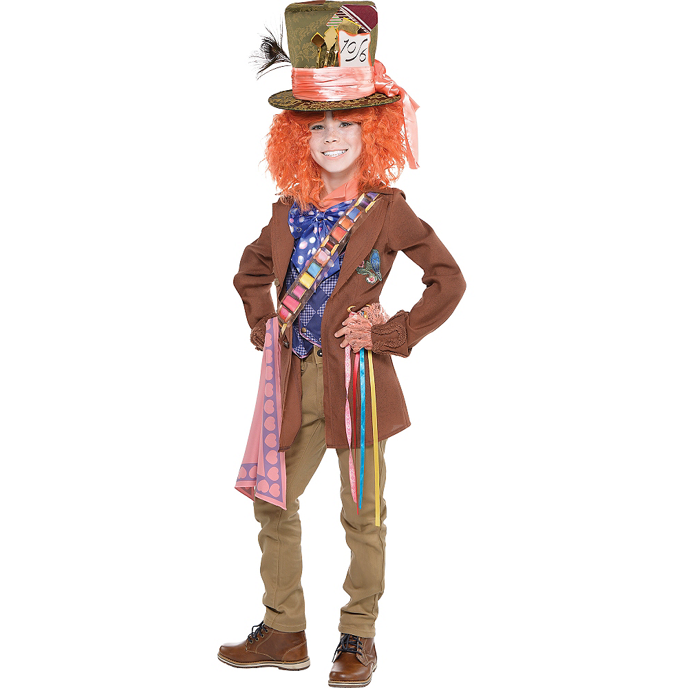 online store 26410 18723 Boys Mad Hatter Costume - Alice Through the Looking Glass Image  1 ...
