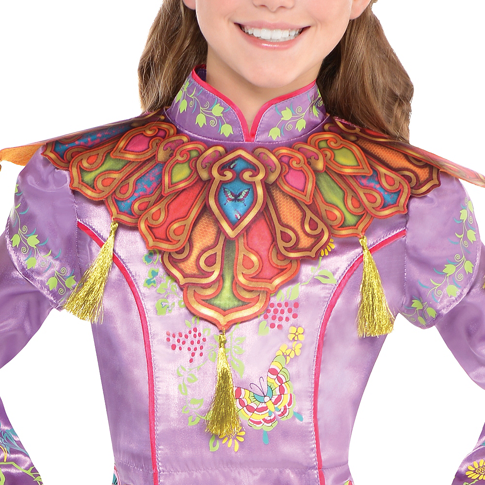 Girls Alice in Wonderland Costume - Alice Through the Looking Glass Image #2