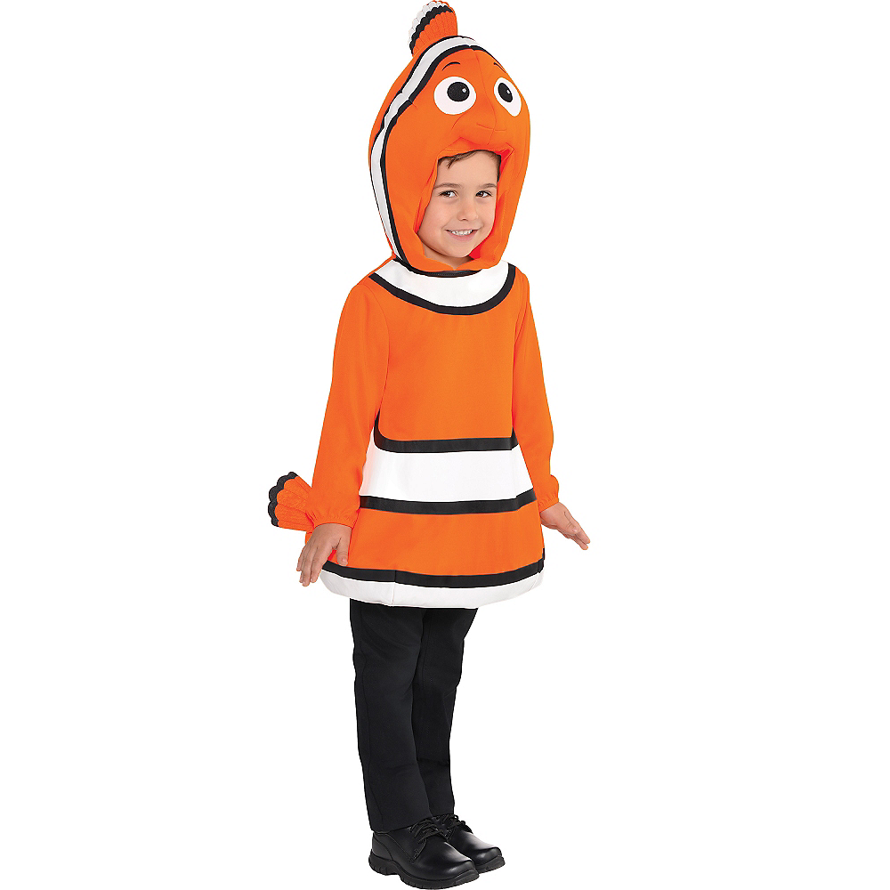 Nav Item for Boys Nemo Costume - Finding Dory Image #1