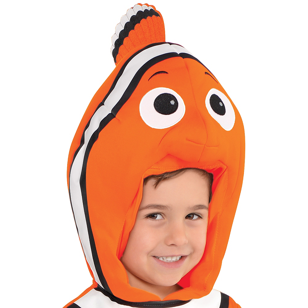Nav Item for Boys Nemo Costume - Finding Dory Image #2