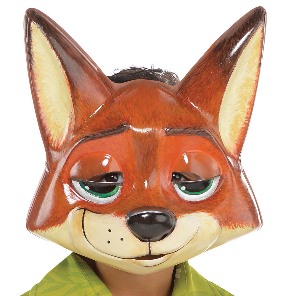 Boys Nick Wilde Costume - Zootopia Image #2