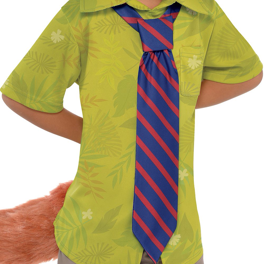 Boys Nick Wilde Costume - Zootopia Image #3