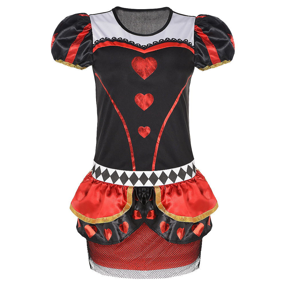Child Red Queen Tunic Shirt Image #1