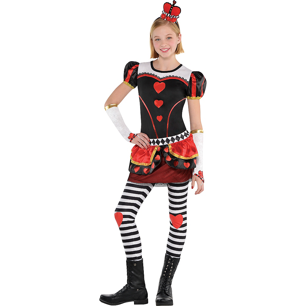 Child Red Queen Tunic Shirt Image #2