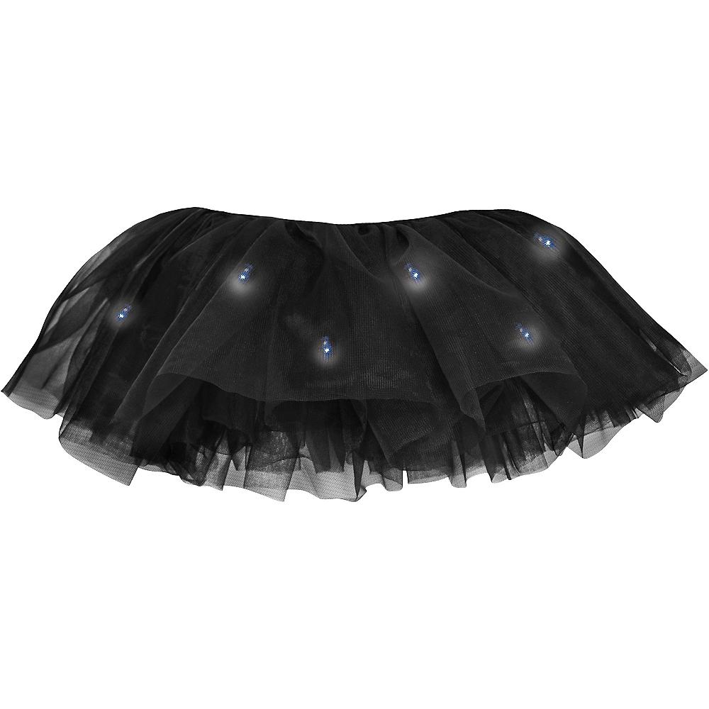 Child Light-Up Black Tutu Image #2