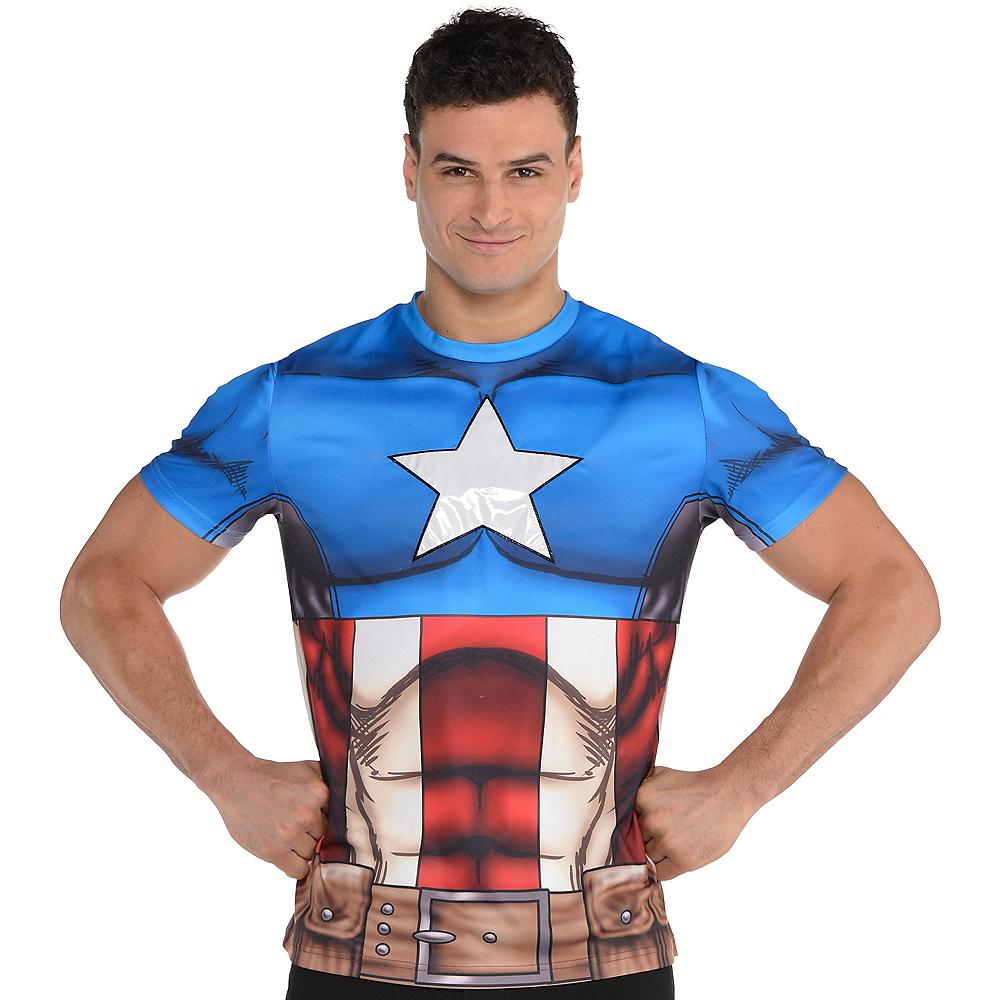Captain America T-Shirt Image #1
