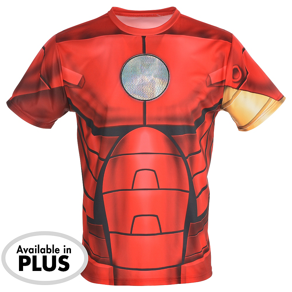 Iron Man T-Shirt Image #1