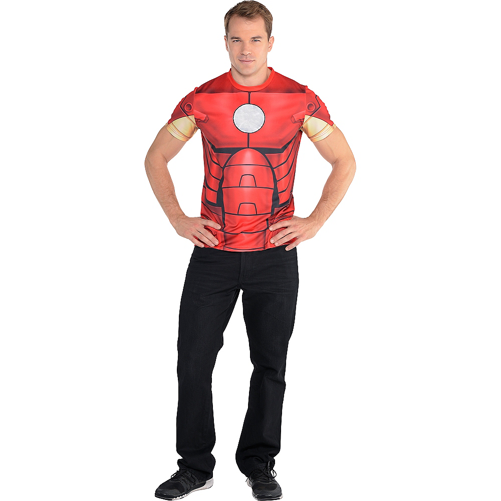 Iron Man T-Shirt Image #2