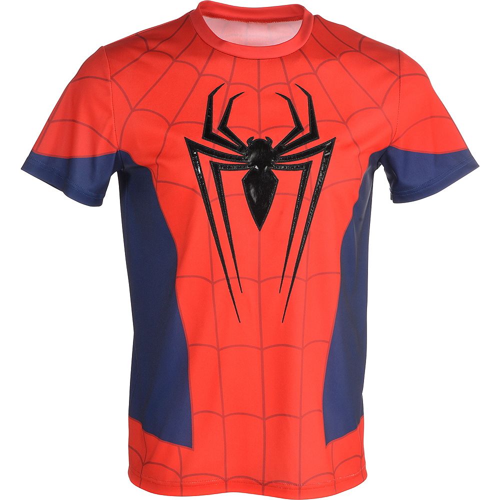 Nav Item for Spider-Man T-Shirt Image #2